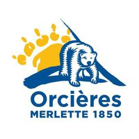 logo Orcières Merlette 1850