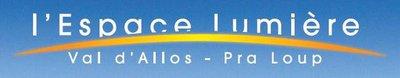 logo Espace Lumière – Pra Loup / Val d'Allos