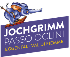 logo Jochgrimm (Passo Oclini)