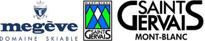 logo Megève / Saint-Gervais