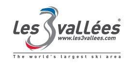 logo Les 3 Vallées – Val Thorens / Les Menuires / Méribel / Courchevel