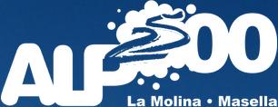 logo La Molina / Masella – Alp2500