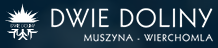 logo Dwie Doliny – Wierchomla Mała / Szczawnik (Piwniczna-Zdrój / Muszyna)