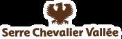 logo Serre Chevalier – Briançon / Chantemerle / Villeneuve-la-Salle / Le Monêtier-les-Bains
