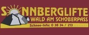logo Sonnberglifts – Wald am Schoberpass
