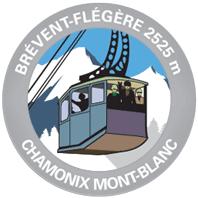 logo Brévent / Flégère (Chamonix)